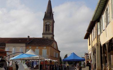 Marché village -