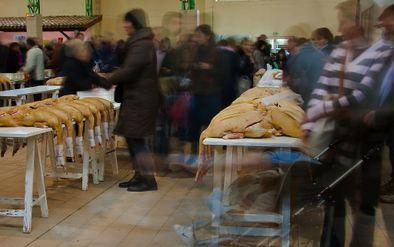 Marché aux gras -
