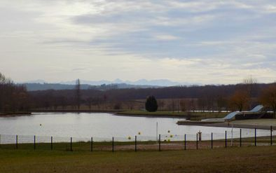 Lac Saramon -