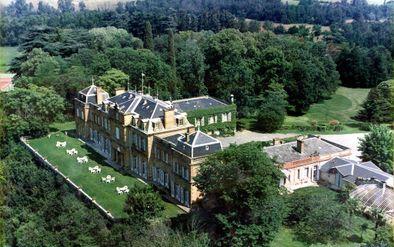 Château de Larroque -
