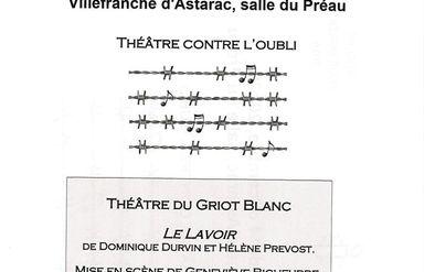 Théâtre - L'atelier théâtre de Simorre -
