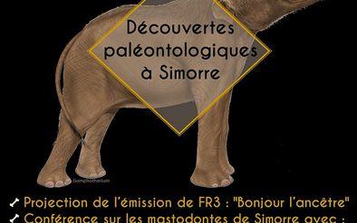 Conférence - Découvertes paléontologiques à Simorre -