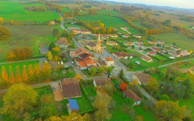 Vue d'Aurimont -
