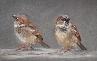 Peinture Sophie Dardenne -