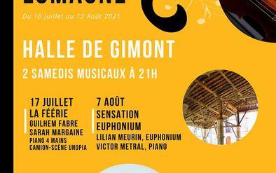 Vue de Gimont -