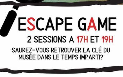 Escape game du musée paysan -