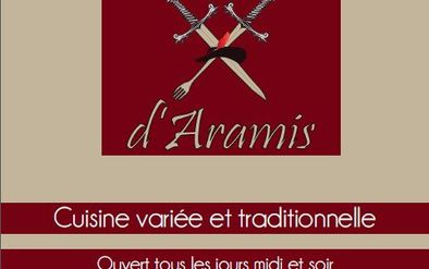 LA TABLE D'ARAMIS -