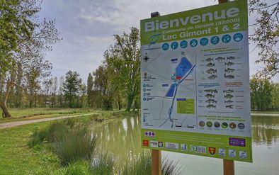 Lac de Gimont -